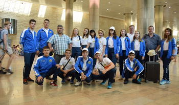 JERUSALEM 2018. ATHLETES FROM UFA TEAM - WHO ARE THEY?