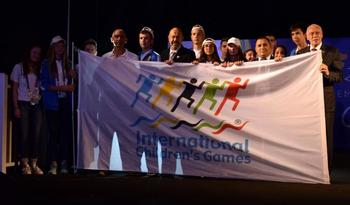 The flag of the host of the International Children's Games is transferred to Ufa